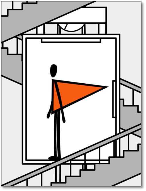 NWM-Mascot-taking-elevator