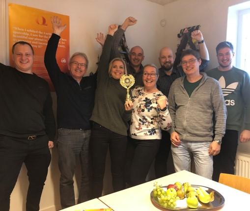 Vinder uge 6 (Odense)